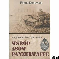 Wśród asów Panzerwaffe, oprawa miękka - ogłoszenia A6.pl