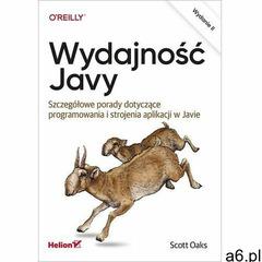 Wydajność javy. szczegółowe porady dotyczące programowania i strojenia aplikacji w javie. wydanie ii - ogłoszenia A6.pl
