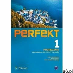 Perfekt 1 podręcznik + kod (interaktywny podr.) - praca zbiorowa, oprawa broszurowa - ogłoszenia A6.pl