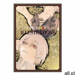 Tokyo Ghoul:re Illustrations: zakki (9781974717422) - ogłoszenia A6.pl