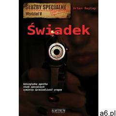 ŚWIADEK, oprawa miękka - ogłoszenia A6.pl