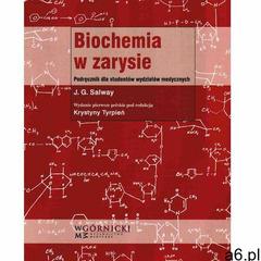 Biochemia w zarysie Podręcznik dla studentów wydziałów medycznych, Górnicki Wydawnictwo Medyczne - ogłoszenia A6.pl