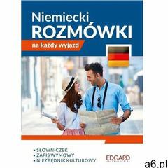 Niemiecki Rozmówki na każdy wyjazd (216 str.) - ogłoszenia A6.pl