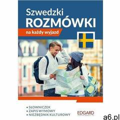 Szwedzki Rozmówki na każdy wyjazd (184 str.) - ogłoszenia A6.pl