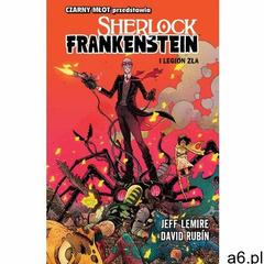Sherlock Frankenstein (152 str.) - ogłoszenia A6.pl