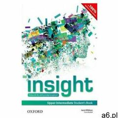 Insight Upper Intermadiate. Students Book. Podręcznik wieloletni. 640/3/2014/2015 - Wildman Jayne -  - ogłoszenia A6.pl