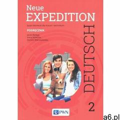 Neue Expedition. Deutsch 2. Podręcznik. 1041/2/2020 - Betleja Jacek, Nowicka Irena, Wieruszewska Dor - ogłoszenia A6.pl