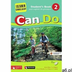 Can Do 2 Students Book Język angielski dla gimnazjum. - Downie Michael, Gray David, Jimenez Juan Man - ogłoszenia A6.pl