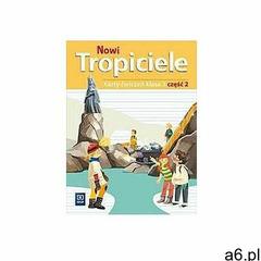 Nowi Tropiciele SP 3 ćwiczenia cz.2 WSiP - Praca Zbiorowa (9788302181382) - ogłoszenia A6.pl