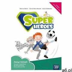 Super Heroes kl. 1. Zeszyt ćwiczeń do języka angielskiego dla klasy pierwszej szkoły podstawowej - S - ogłoszenia A6.pl