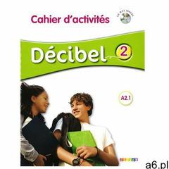 Decibel 2 Ćwiczenia + CD - Wysyłka od 3,99 - porównuj ceny z wysyłką - ogłoszenia A6.pl