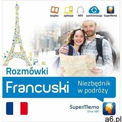 Rozmówki: Francuski Niezbędnik w podróży - majówkowy szał CENOWY (9788362322923) - ogłoszenia A6.pl