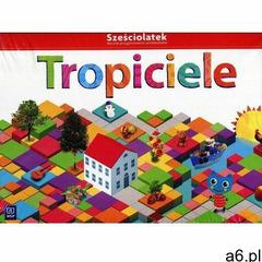Tropiciele Sześciolatek Roczne przygotowanie przedszkolne Box (9788302169892) - ogłoszenia A6.pl