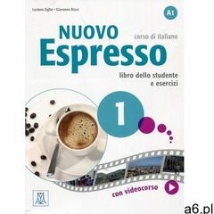 Nuovo Espresso 1 podręcznik + ćwiczenia - Ziglio Luciana, Rizzo Giovanna, oprawa miękka - ogłoszenia A6.pl