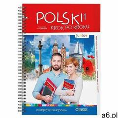 Podręcznik nauczyciela junior 1 - Kuc Paulina, Stempek Iwona (231 str.) - ogłoszenia A6.pl