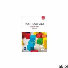 Matematyka Wokół nas SP 5 Podr. WSiP - Marianna Kowalczyk, Helena Lewicka - ogłoszenia A6.pl