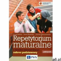 JĘZYK NIEMIECKI - Repetytorium maturalne- ZAKRES PODSTAWOWY, oprawa miękka - ogłoszenia A6.pl