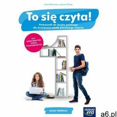 J. Polski ZSZ 1 To się czyta! Podr. NE - Anna Klimowicz,joanna Ginter, Anna Klimowicz|Joanna Ginter - ogłoszenia A6.pl