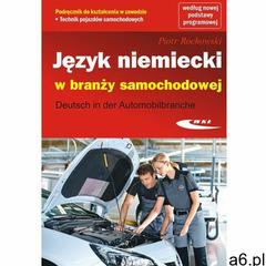 Język niemiecki w branży samochodowej - Piotr Rochowski (216 str.) - ogłoszenia A6.pl