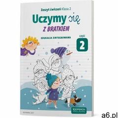 Uczymy się z Bratkiem 2 Zeszyt ćwiczeń cz.2 OPERON, oprawa broszurowa - ogłoszenia A6.pl