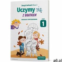 Uczymy się z Bratkiem 2 Zeszyt ćwiczeń cz.1 OPERON, Operon - ogłoszenia A6.pl