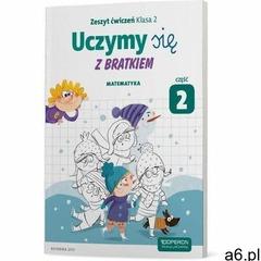 Uczymy się z Bratkiem 2 Matrmatyka ćw. cz.2 OPERON, oprawa broszurowa - ogłoszenia A6.pl