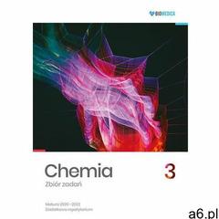 Chemia. Zbiór zadań. Matura 2020-2022 T.3 (2019) - ogłoszenia A6.pl