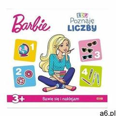 Barbie Poznaję liczby - Praca zbiorowa, oprawa broszurowa - ogłoszenia A6.pl
