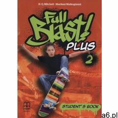 Full Blast! Plus 2 SB MM PUBLICATIONS, oprawa broszurowa - ogłoszenia A6.pl