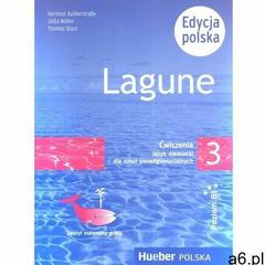 Lagune 3 PL Ćwiczenia + Zeszyt Maturalny, Jutta Müller - ogłoszenia A6.pl