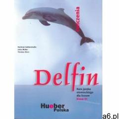 Delfin 3 Zeszyt ćwiczeń. 170/2 - Aufderstrasse Hartmut, Muller Jutta, Storz Thomas - książka (2012) - ogłoszenia A6.pl