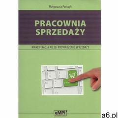 Pracownia sprzedaży - Małgorzata Pańczyk (336 str.) - ogłoszenia A6.pl