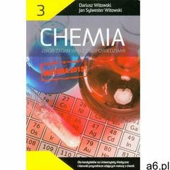 Chemia Matura 2015 Zbiór zadań wraz z odpowiedziami tom 3 - mamy na stanie, wyślemy natychmiast (978 - ogłoszenia A6.pl