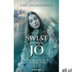 Świat według jo - ewa zienkiewicz (2020) - ogłoszenia A6.pl
