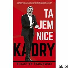 Tajemnice kadry - Sebastian Staszewski (2018) - ogłoszenia A6.pl