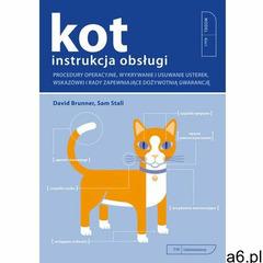 Kot. Instrukcja obsługi (2009) - ogłoszenia A6.pl