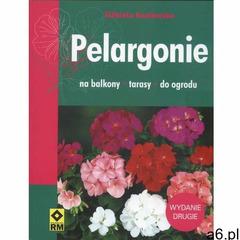 Pelargonie na balkony, tarasy, do ogrodu (64 str.) - ogłoszenia A6.pl