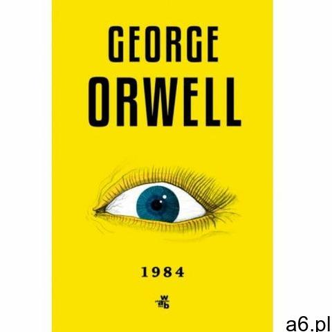 1984 - Orwell George - książka (9788328072466) - 1