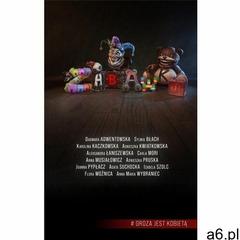 Zabawki. Kobieca antologia opowiadań grozy - praca zbiorowa - książka, oprawa broszurowa - ogłoszenia A6.pl