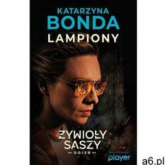 Lampiony. okładka filmowa - Bonda Katarzyna - książka (640 str.) - ogłoszenia A6.pl