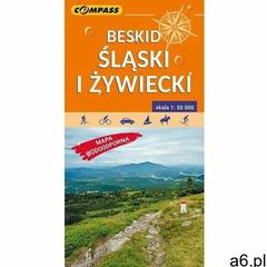 Mapa tur. wodoodpor. b. śląski i żywiecki 1:50 000 (9788381841467) - ogłoszenia A6.pl