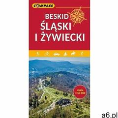 Mapa turystyczna - Beskid Śląski i Żywiecki w.2020 - praca zbiorowa - książka - ogłoszenia A6.pl