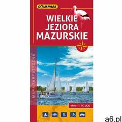 Wielkie Jeziora Mazurskie, praca zbiorowa - ogłoszenia A6.pl