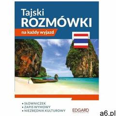 Tajski. Rozmówki na każdy wyjazd - Wiszniewski Jakub - książka (2019) - ogłoszenia A6.pl