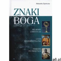 Znaki Boga- bezpłatny odbiór zamówień w Krakowie (płatność gotówką lub kartą). - ogłoszenia A6.pl