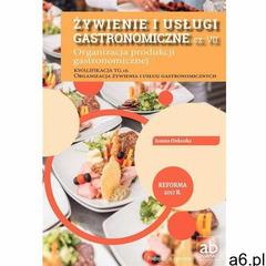 Żywienie i usługi gastronomiczne cz.VII FORMAT-AB - Joanna Ozdarska - książka (9788389184788) - ogłoszenia A6.pl