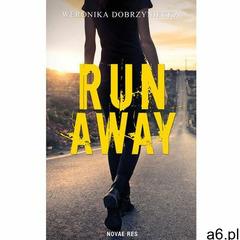 Run Away- bezpłatny odbiór zamówień w Krakowie (płatność gotówką lub kartą). (550 str.) - ogłoszenia A6.pl