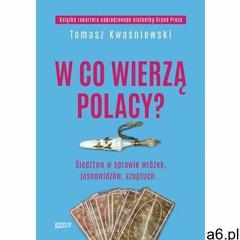 W co wierzą Polacy? Śledztwo w sprawie wróżek, jasnowidzów, szeptuch... (9788324055449) - ogłoszenia A6.pl