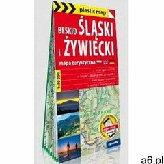 Plastic map Beskid Śląski i Żywiecki w.2020 - praca zbiorowa - książka (9788381903349) - ogłoszenia A6.pl