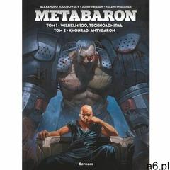 Metabaron - Jeśli zamówisz do 14:00, wyślemy tego samego dnia. Darmowa dostawa, już od 300 zł. (120  - ogłoszenia A6.pl